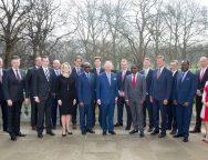 Photo– Rencontre de Londres sous la houlette de S.A.R le Prince de Galles