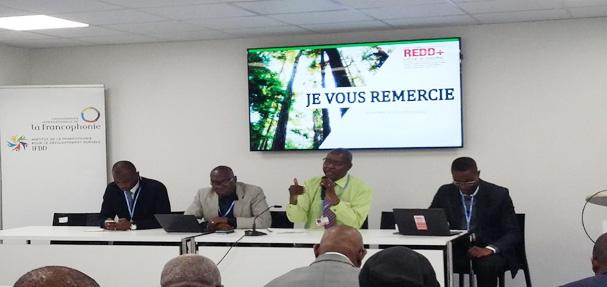 COP 23 A BONN La Côte d'Ivoire présente son Niveau de Référence pour les Forêts