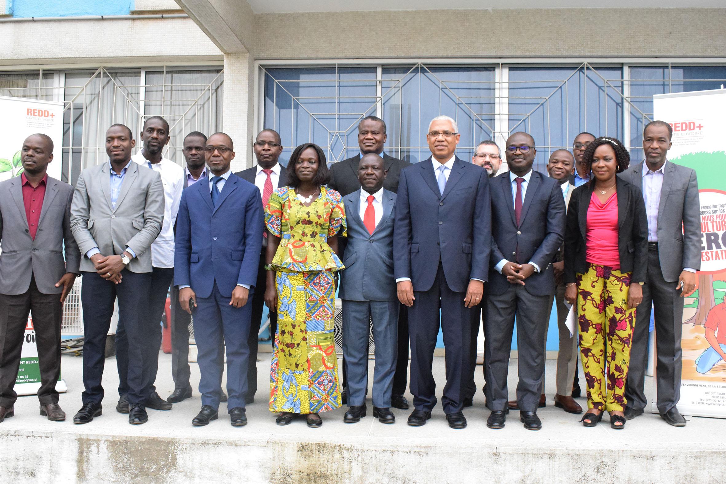 Bilan des activités 2017 du Programme ONU-REDD en Côte D'Ivoire
