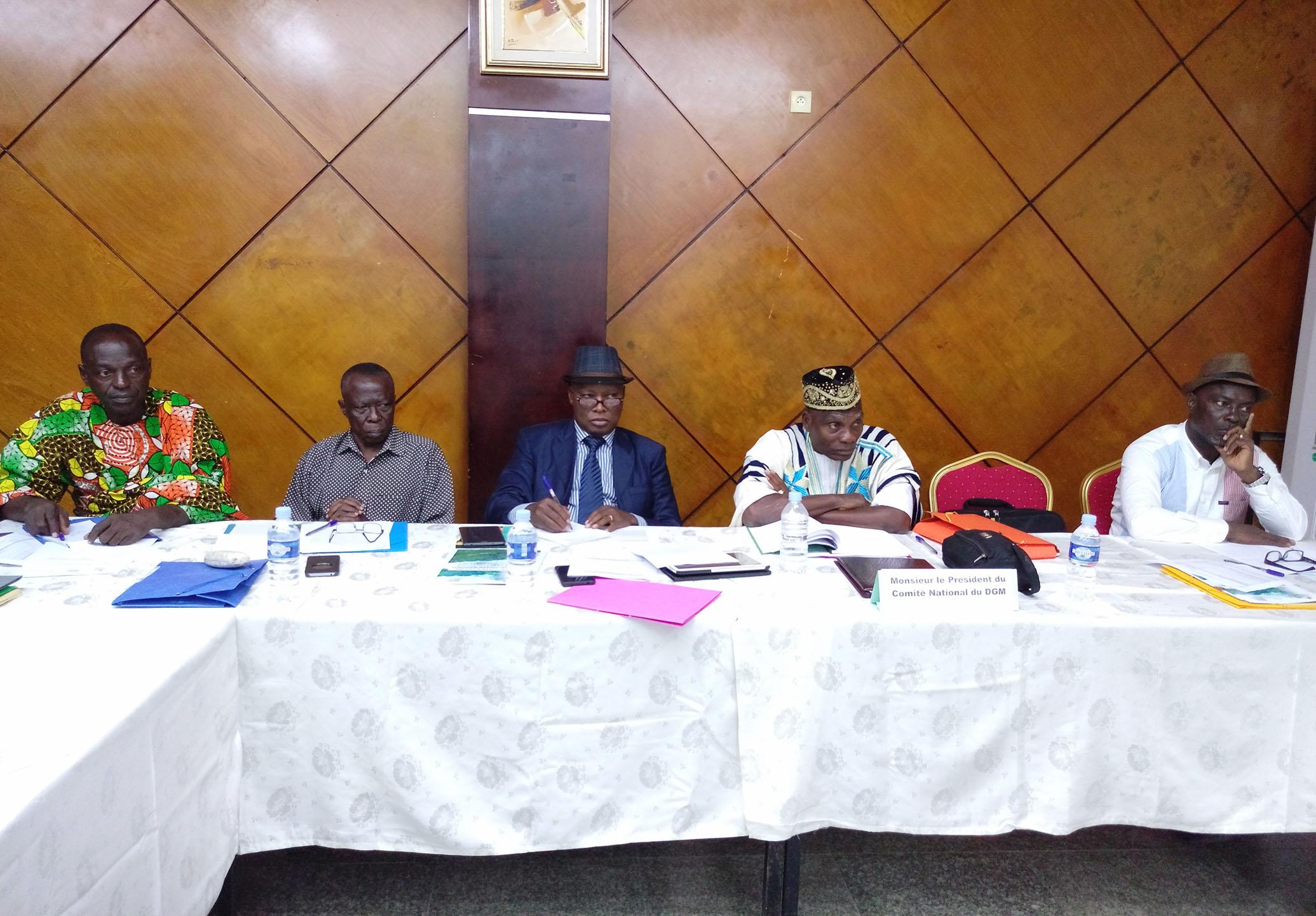 COMMUNIQUE DE PRESSE – RECONSTITUTION DU COUVERT FORESTIER IVOIRIEN :