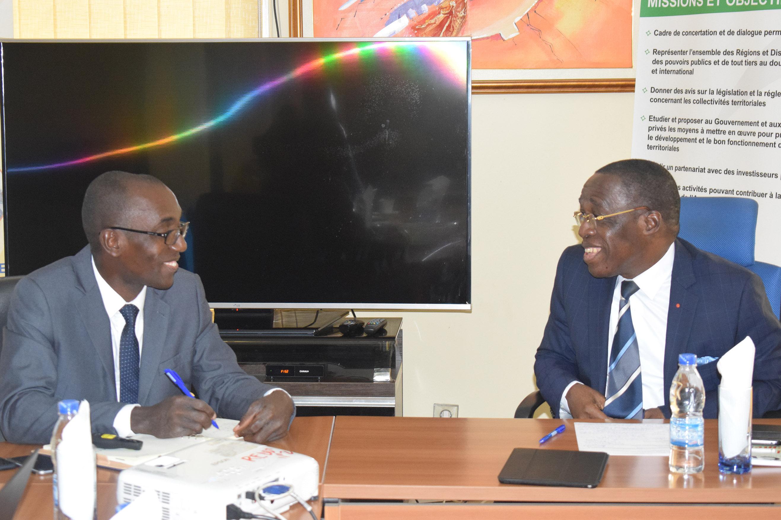 De nouvelles perspectives dans l'engagement des parties prenantes autour de la REDD+ en COTE D'IVOIRE !