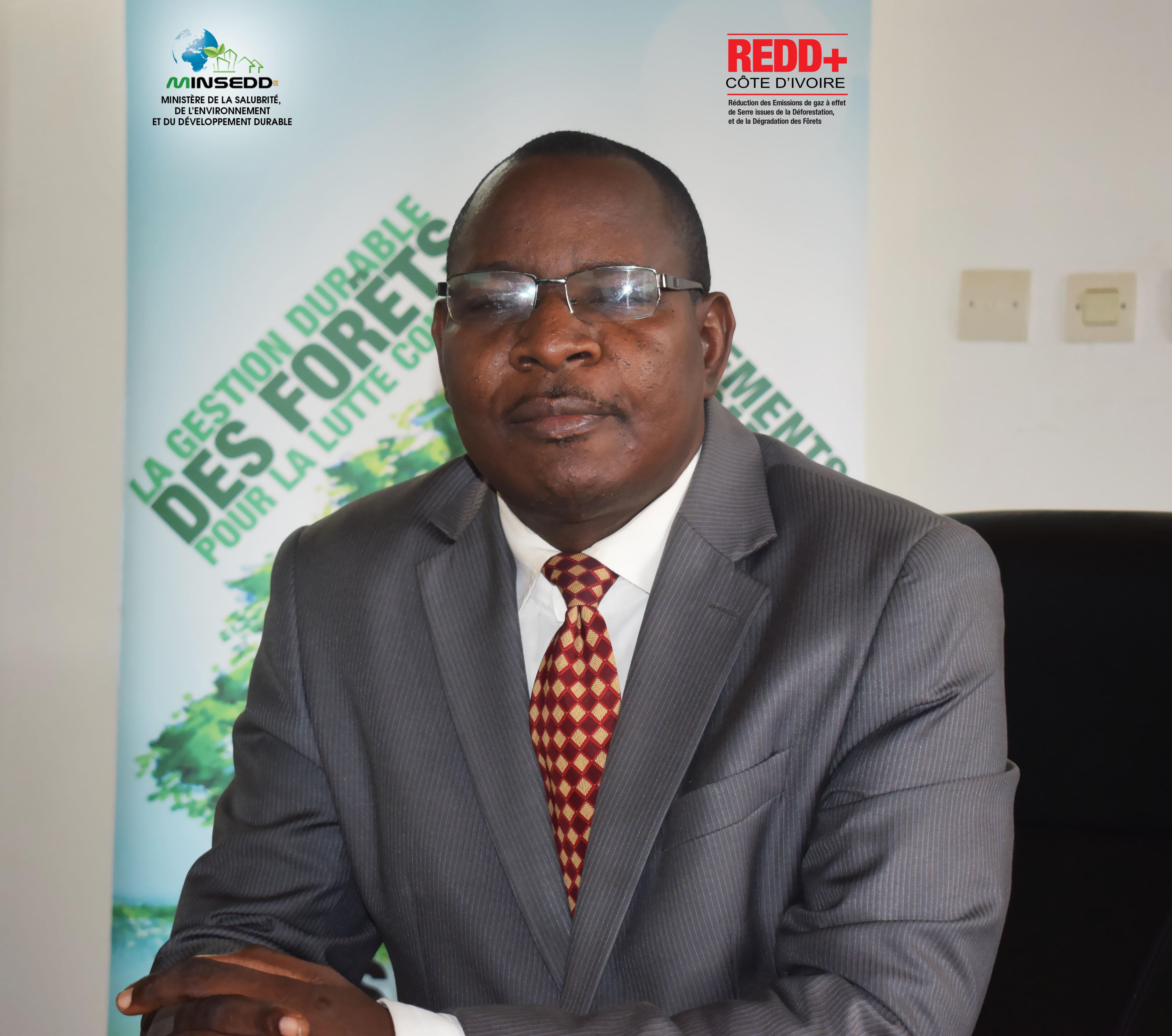 Lire l'interview du Coordonnateur par Intérim de la REDD+ sur l'installation des Organes de la Commission Nationale