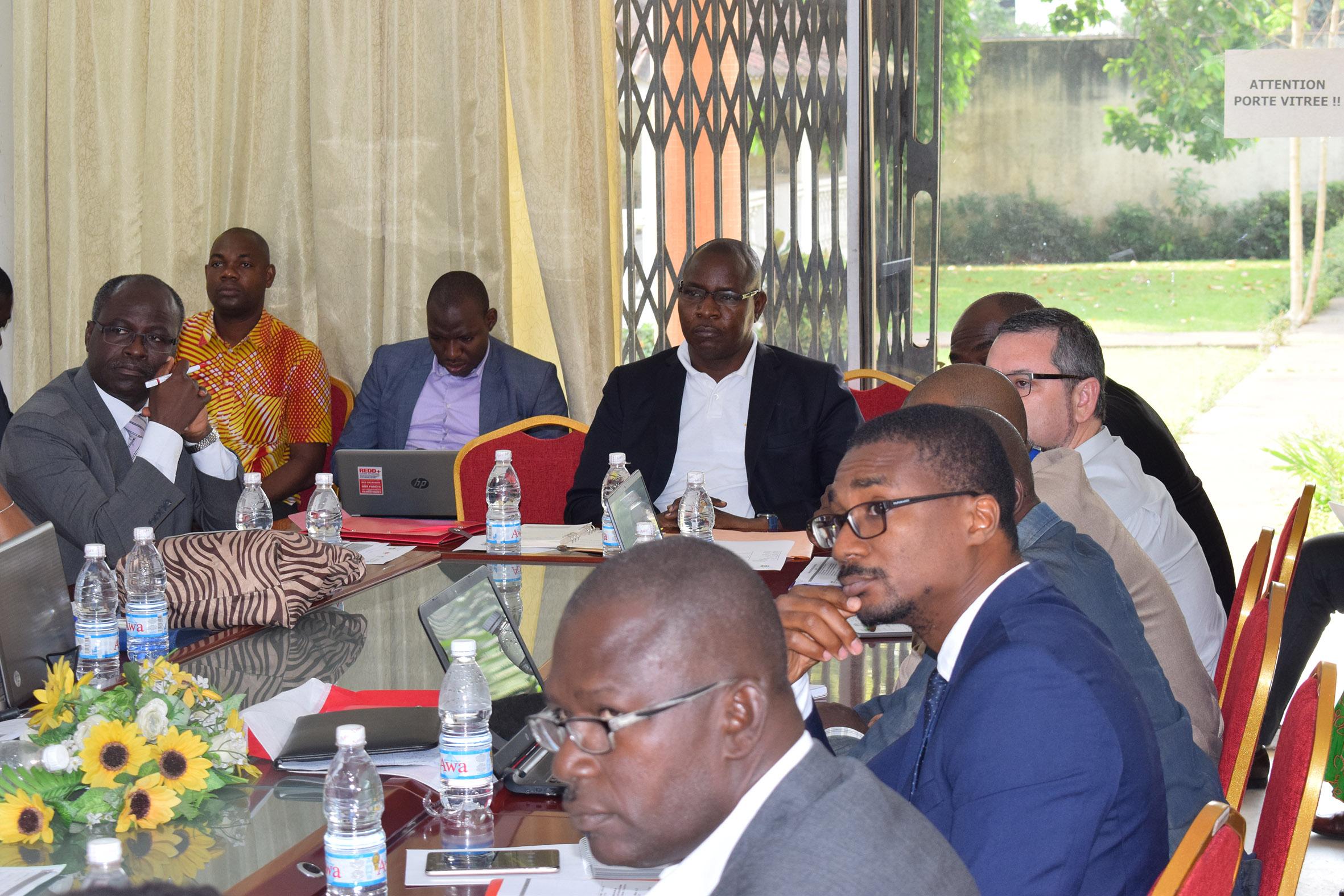 2018 : Organisation de la première réunion du Secrétariat Exécutif Permanent REDD+