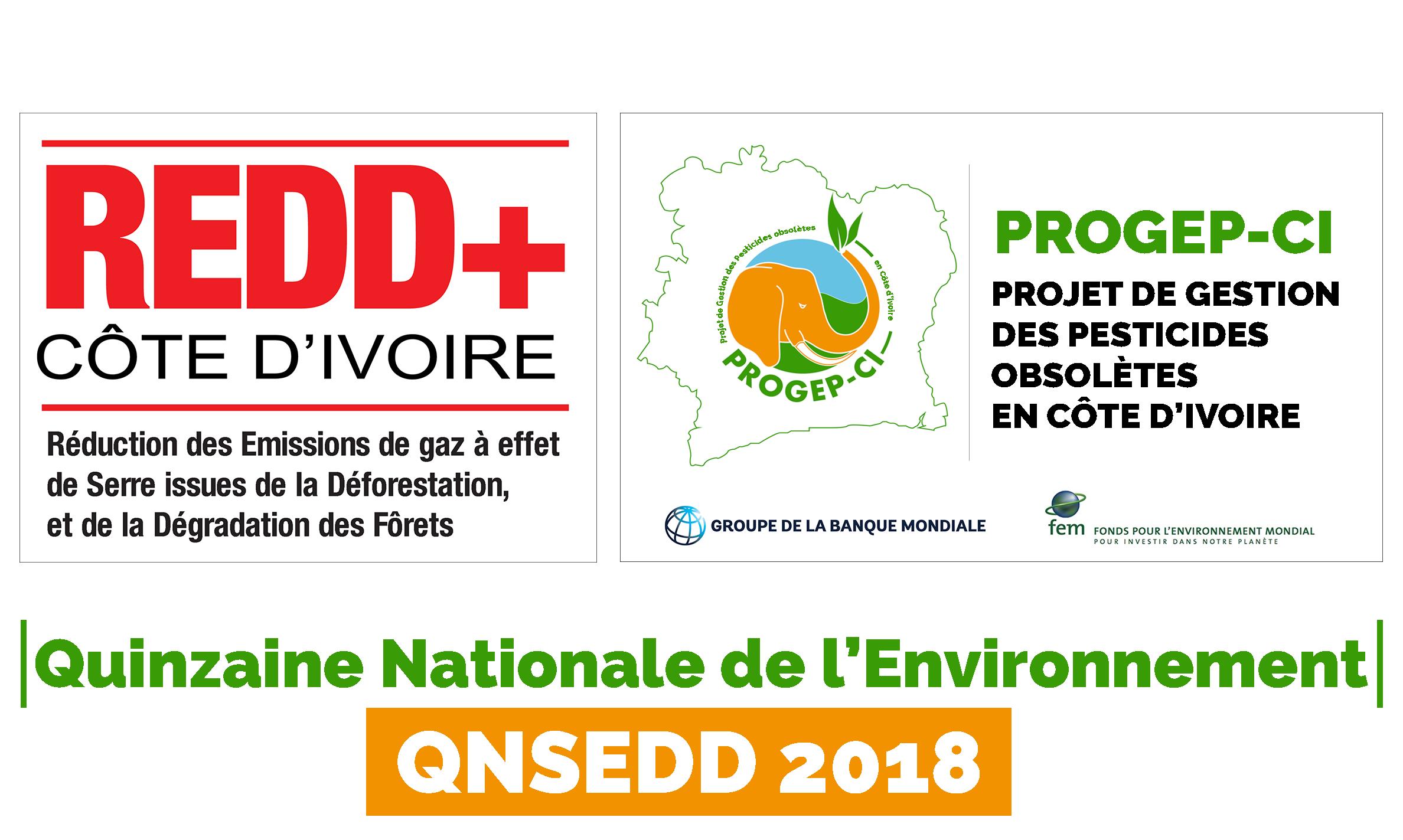COMMUNIQUE DE PRESSE : La REDD+ et le PROGEP-CI ont pris part à la première édition d'AGRIEDAYS, le 1er salon de l'agro-industrie et de l'environnement.