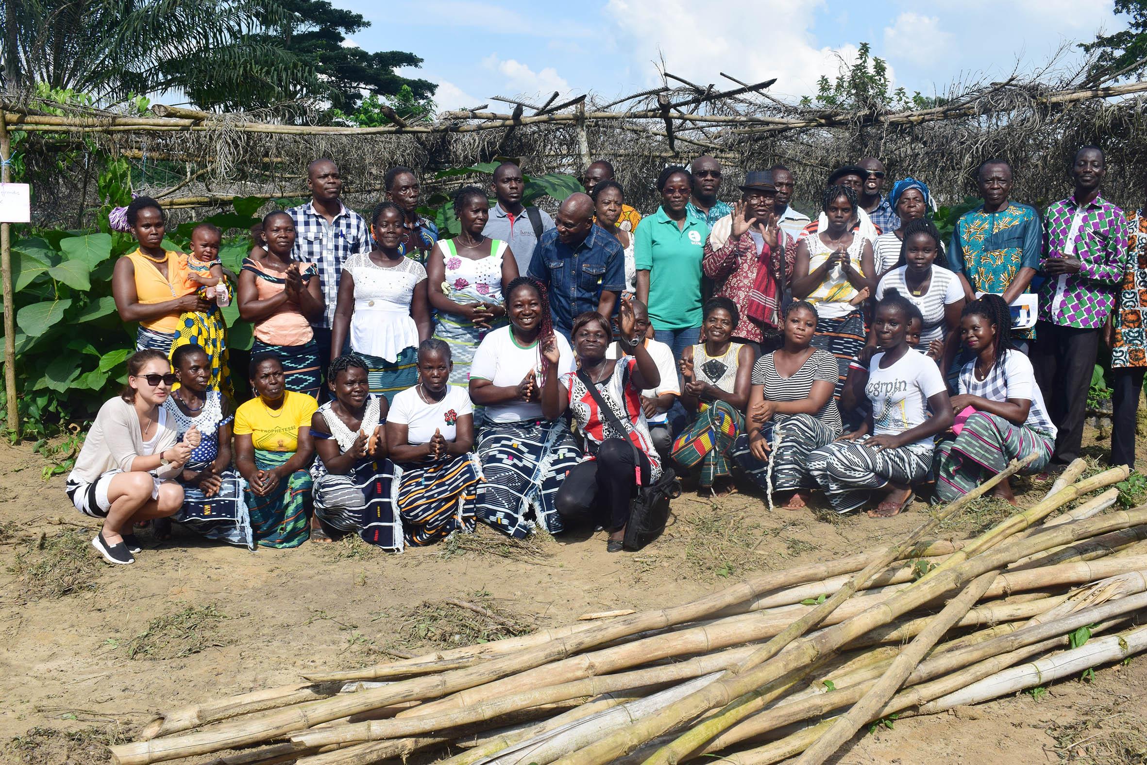 Lutte contre la déforestation : Programme de réduction des émissions de gaz à effet de serre autour du Parc National de TAI : La Côte d'Ivoire signe son premier contrat d'Achat des Crédits de Réduction des Emissions