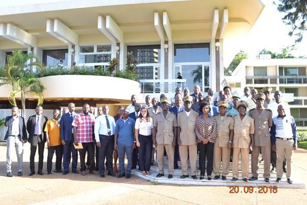 MECANISME REDD+ EN COTE D'IVOIRE : les parties prenantes évaluent la gouvernance forestière dans le cadre du projet d'investissement forestier (PIF) exécuté par la Banque mondiale.