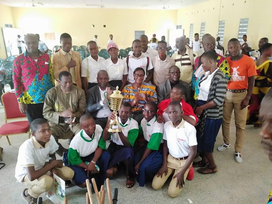 COMMUNIQUE DE PRESSE : LUTTE CONTRE LA DEFORESTATION EN COTE D'IVOIRE – Les élèves de la région de la Mé sensibilisés au mécanisme REDD+